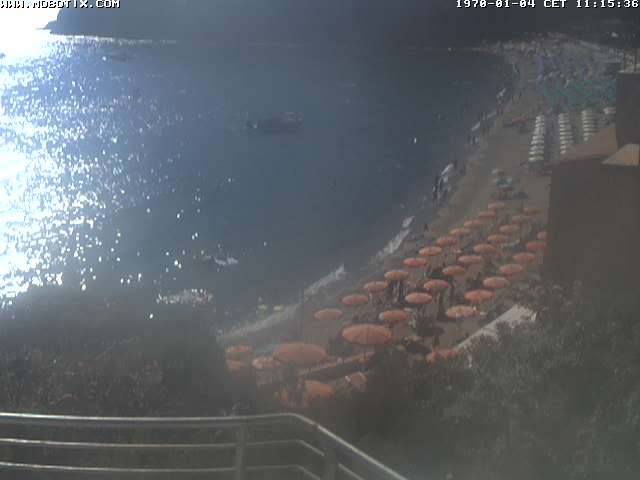 Web Cam at Morcone Beach